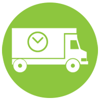 Holistic Pet Delivery Icon
